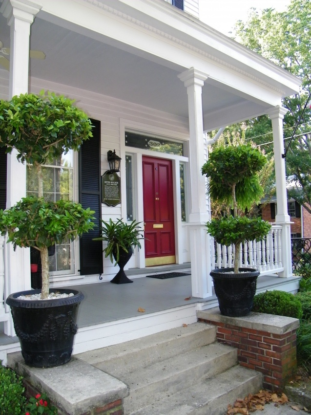 Front porch/entry on Pinterest | Slate, Porches and Porch ...