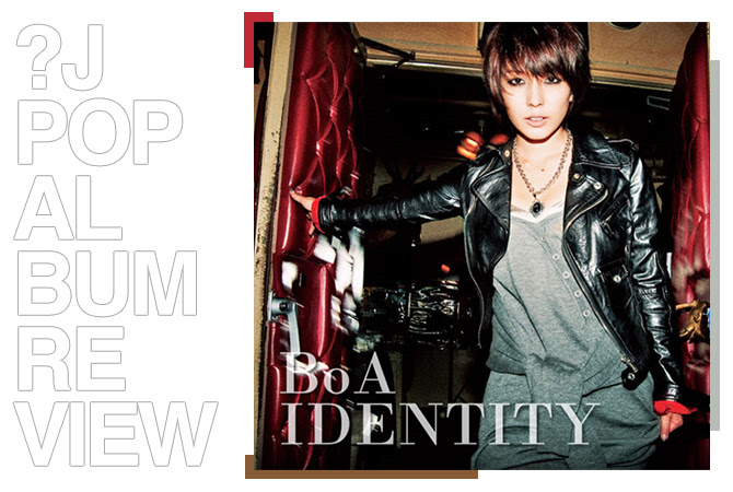 Album review: BoA - Identity | Random J Pop