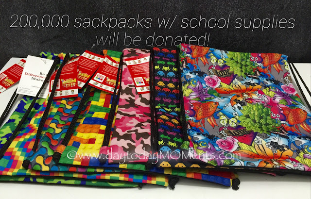 office depot charity backpacks