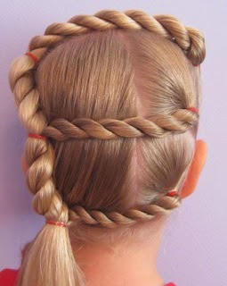Hair styles for little girls}