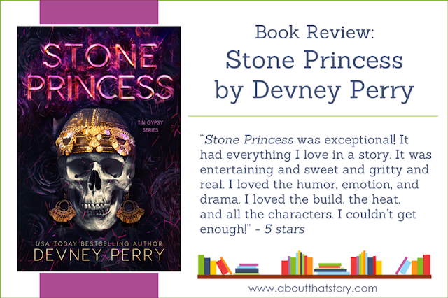 Book Review: Stone Princess by Devney Perry | About That Story
