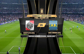 Copa Libertadores Biss Key Asiasat 5 10 December 2018