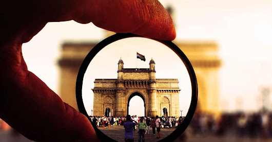 Gateway of India - A must do in Mumbai