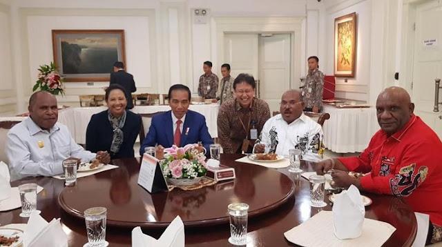 Kado Akhir Tahun Jokowi: RI Resmi Kuasai Freeport