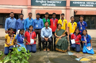 YES Bank Felicitates Young Achievers of KV Kanjikode