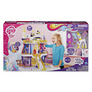 My Little Pony Canterlot Castle Playset Spike Brushable Pony