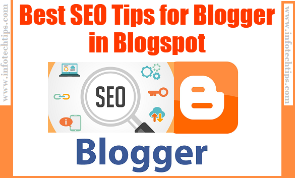 SEO Tips for Blogger