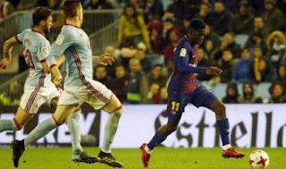 Celta Vigo vs Barcelona 1-1