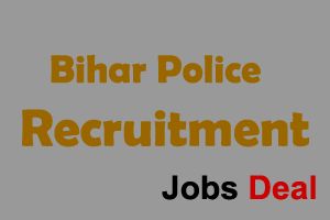 Bihar Police Recruitment 2016