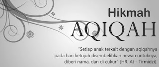 Aqiqah : Definisi, Syari'at, Hikmah, dan Syarat Aqiqah