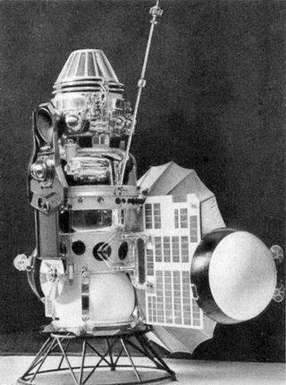 Sonda Venera 3