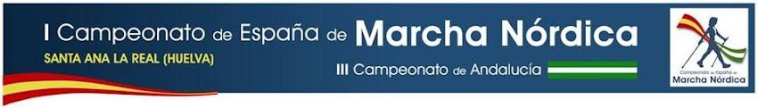CONSTITUCIÓN DEL COMITÉ ORGANIZADOR DEL CAMPEONATO DE ESPAÑA DE MARCHA NÓRDICA