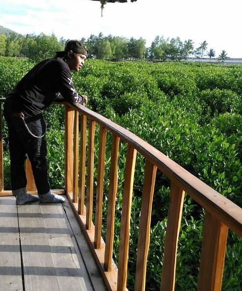 Hutan Mangrove Logending