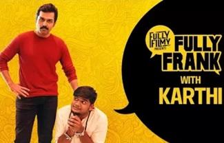 """Let Suriya be No.1"" | Fully Frank with Karthik Sivakumar | Fully Filmy"