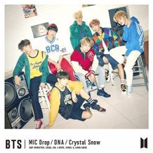 Download BTS - MIC Drop - Japanese ver. (Short ver.) Mp3