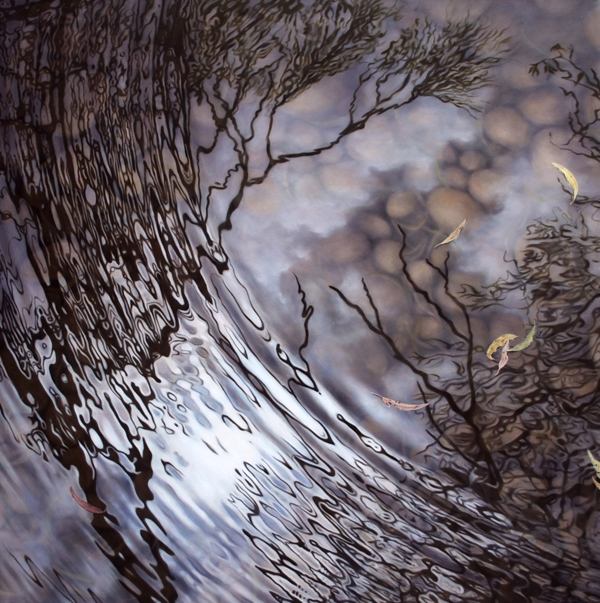 12-Ai-Shah-Realistic-Paintings-of-Water-Reflections-www-designstack-co