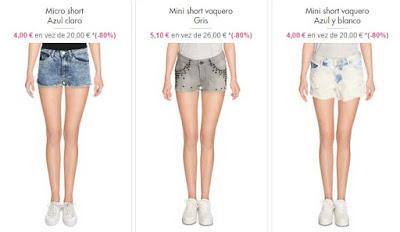 Shorts de la marca Alcott para mujer