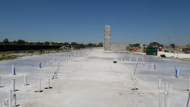 Artistry At Viera Luxury Apartments - Concrete Slab