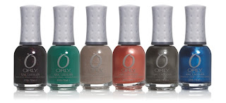 Orly Fall 2011
