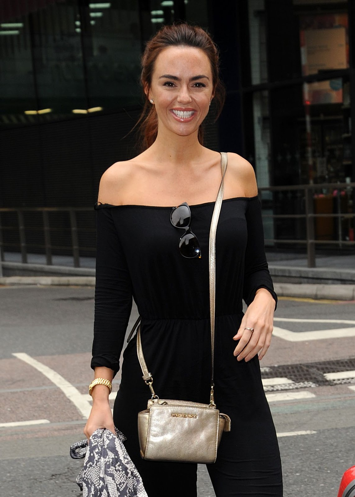 Photos of Jennifer Metcalfe At Walkers Crisps Sarnie Club Launch In London