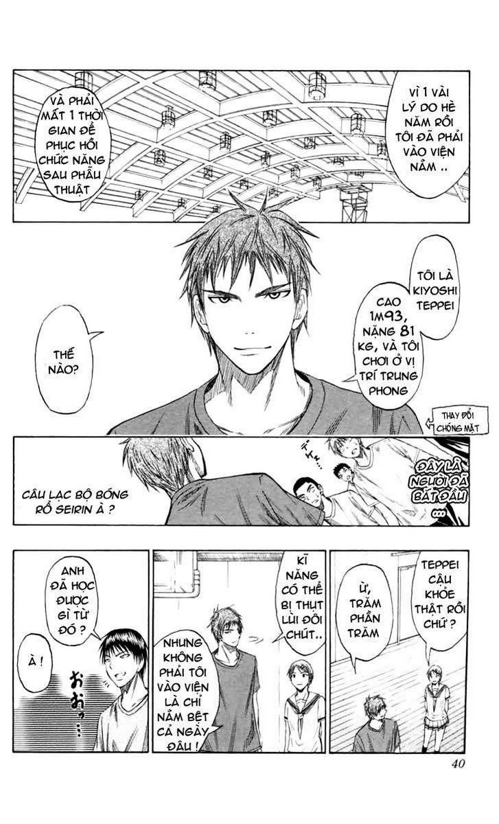 Kuroko No Basket chap 054 trang 14