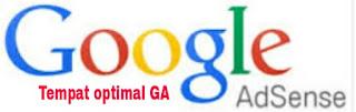 Tempat terbaik Pasang Iklan Google Adsense