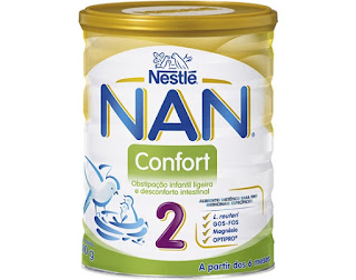 Leites anti-cólicas nan 2