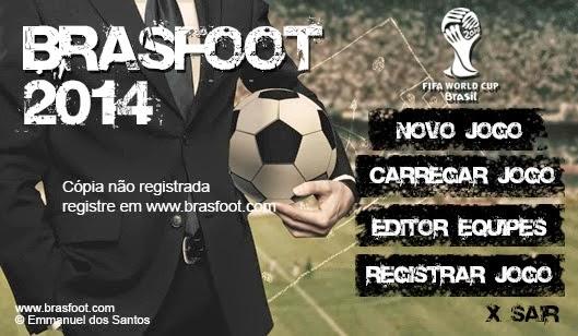 Brasfoot 2014  – Registrar o Brasfoot 2014