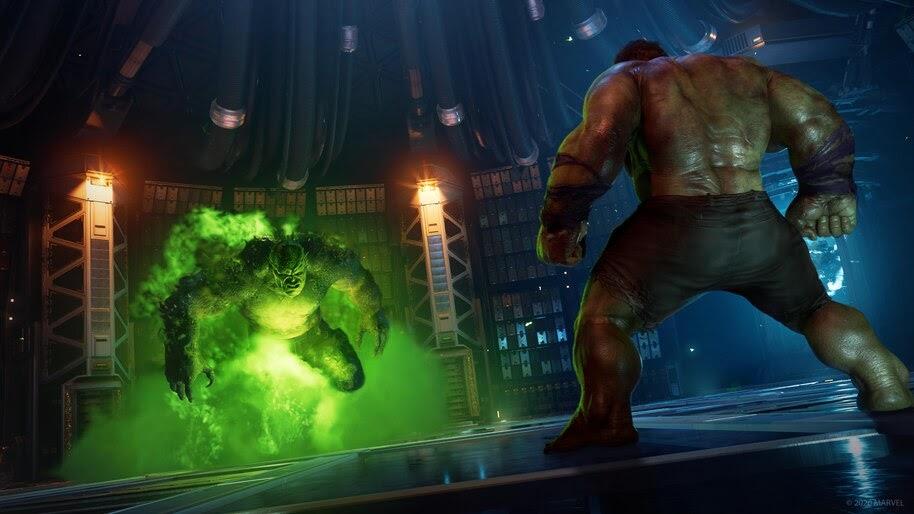 Marvels Avengers, Hulk vs. Abomination, 4K, #5.2600