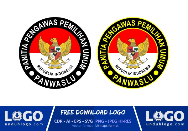 logo panwaslu pemilu 2019