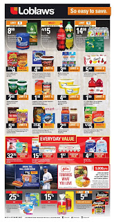 Loblaws Weekly Flyer Extra Savings Easter April 13 to 19