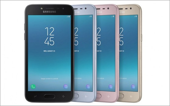 Spesifikasi dan Harga Samsung Galaxy J2 Pro (2018) Terabaru
