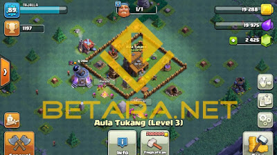 Setrategi Base Aula Tukang Terkuat di Dunia Clash Of Clans