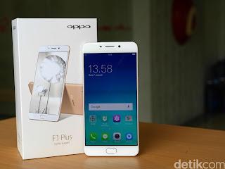 Oppo F1 Plus Menawarkan Selfie Ria dengan Resolusi Tinggi