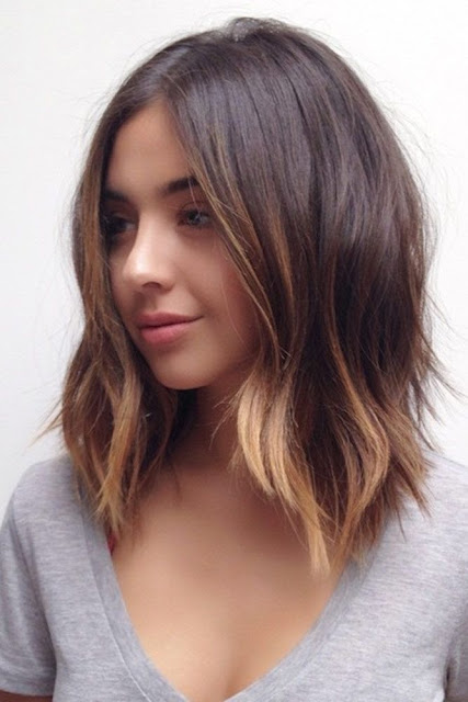 medium hairstyles for women 2019