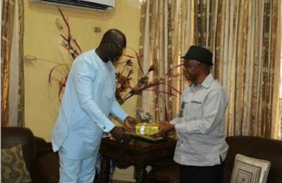 Atiku commends Liberia President-Elect, George Weah for visiting his opponent (photo)