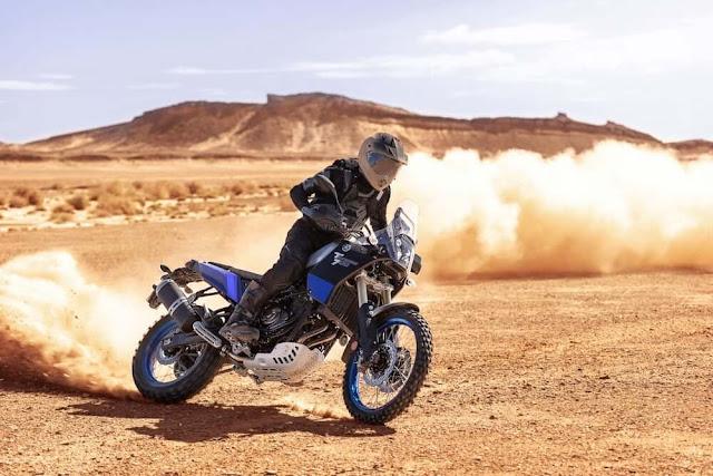 Que harías con una Yamaha Tenere 700