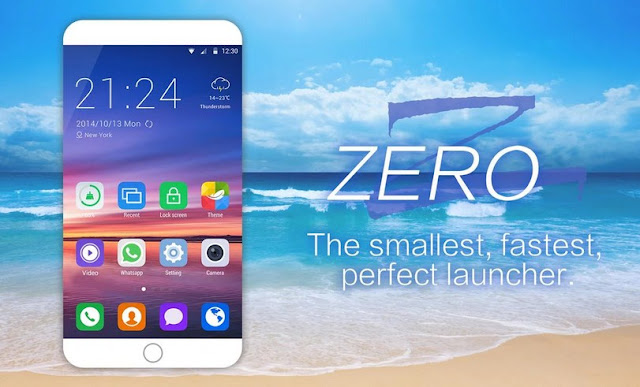 Zero Launcher 2.2 APK Download_ Computer Mastia