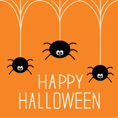 happy halloween graphic design inspiration
