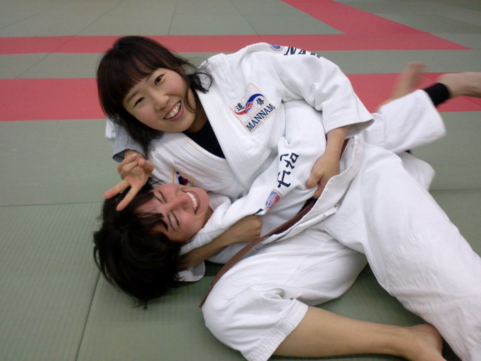 Mannam Judo Judo Technique Ground Sparring From Mannam