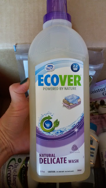 Ecover Natural Delicate Wash