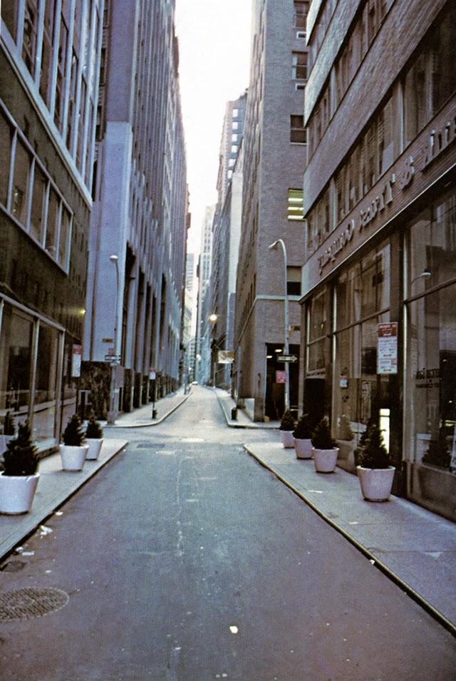 street scenes of new york city of the seventies