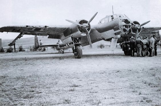 17 May 1940 worldwartwo.filminspector.com Heinkel He 111