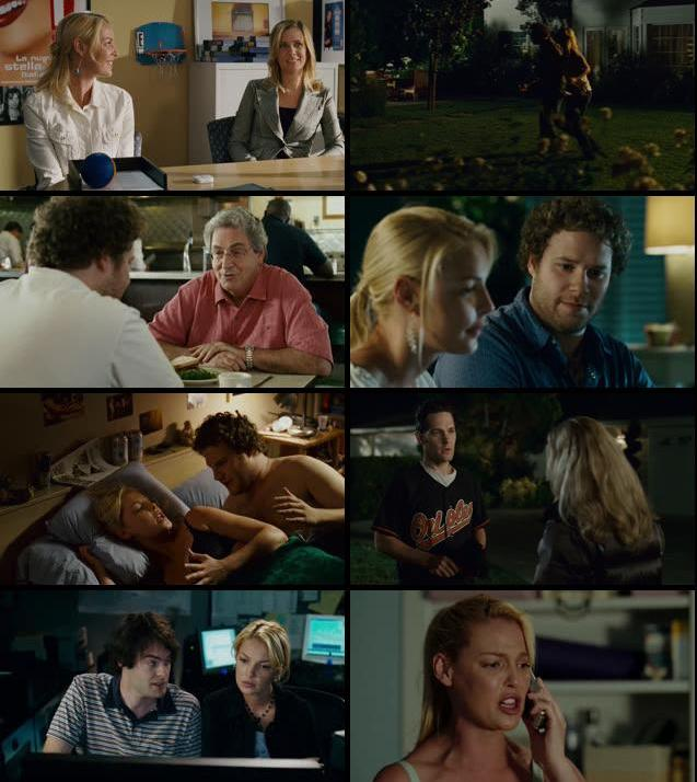 Knocked Up 2007 UNRATED Dual Audio Hindi