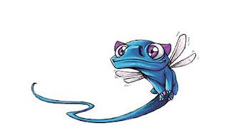Une histoire de Dragon - des créatures mignonnes et colorées