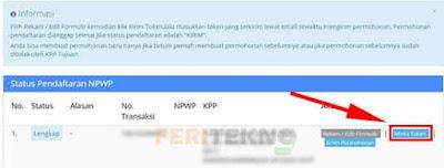 cara membuat npwp online 11