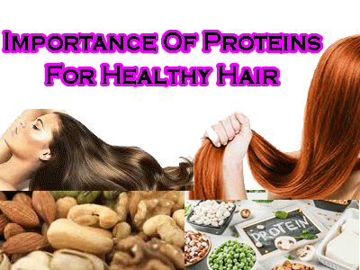 know about why protein is necessary for hair