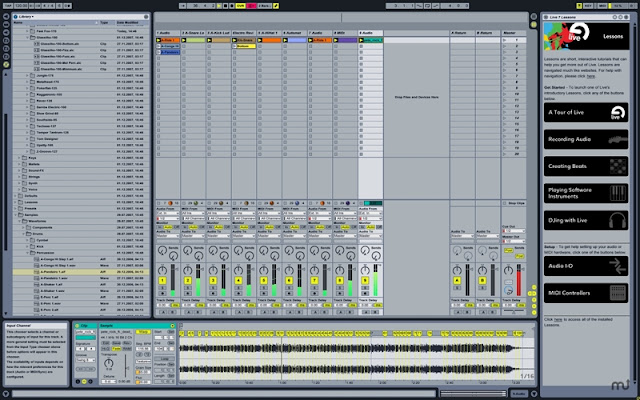 how to use patch for ableton live 9 mac
