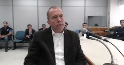 Propina de Cabral pagava 13º e 14º salários, diz delator