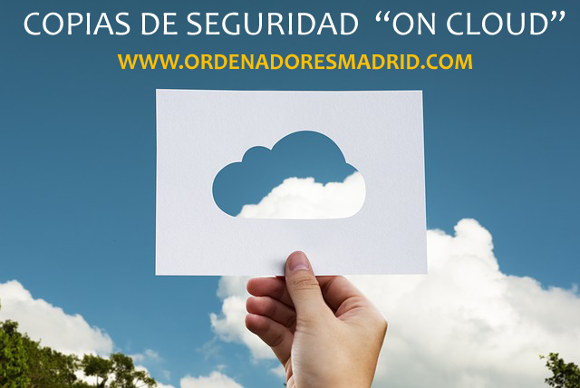 copias de seguridad informaticos madrid